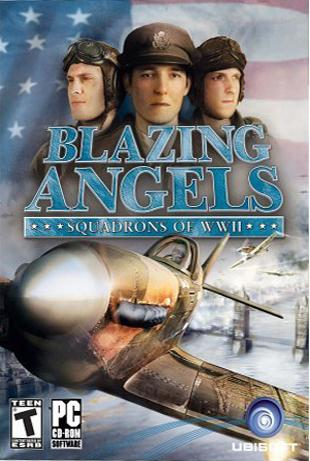 Descargar Blazing Angels Squadrons Of WWII [4CDs] por Torrent
